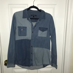 Victoria's Secret Denim Shirt